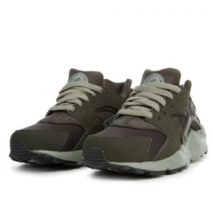 NWT Nike Huarache Run Sequoia Green active sneaker